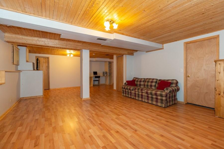 Real Estate Photography - 12214 Shagbark Drive, Plainfield, IL, 60585 - Basement