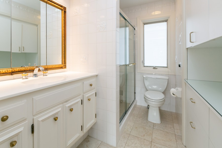 Real Estate Photography - 10924 Girard Curve, Bloomington, MN, 55431 - Master Bathroom