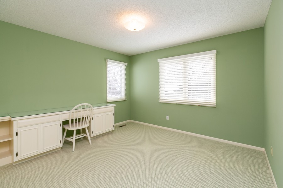 Real Estate Photography - 10924 Girard Curve, Bloomington, MN, 55431 - 2nd Bedroom
