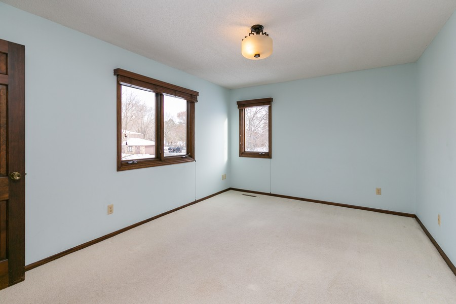 Real Estate Photography - 10924 Girard Curve, Bloomington, MN, 55431 - Bedroom