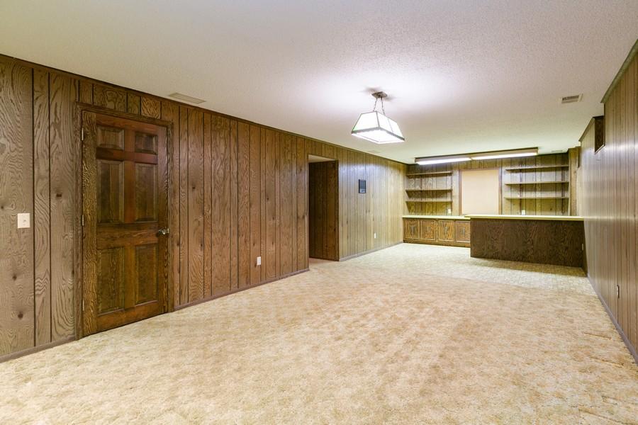 Real Estate Photography - 10924 Girard Curve, Bloomington, MN, 55431 - Basement