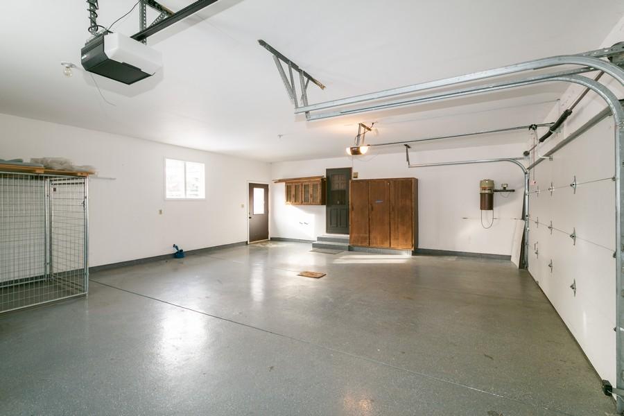 Real Estate Photography - 10924 Girard Curve, Bloomington, MN, 55431 - Garage