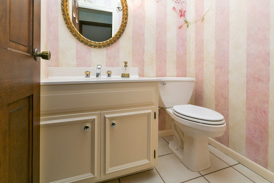 Real Estate Photography - 10924 Girard Curve, Bloomington, MN, 55431 - Bathroom