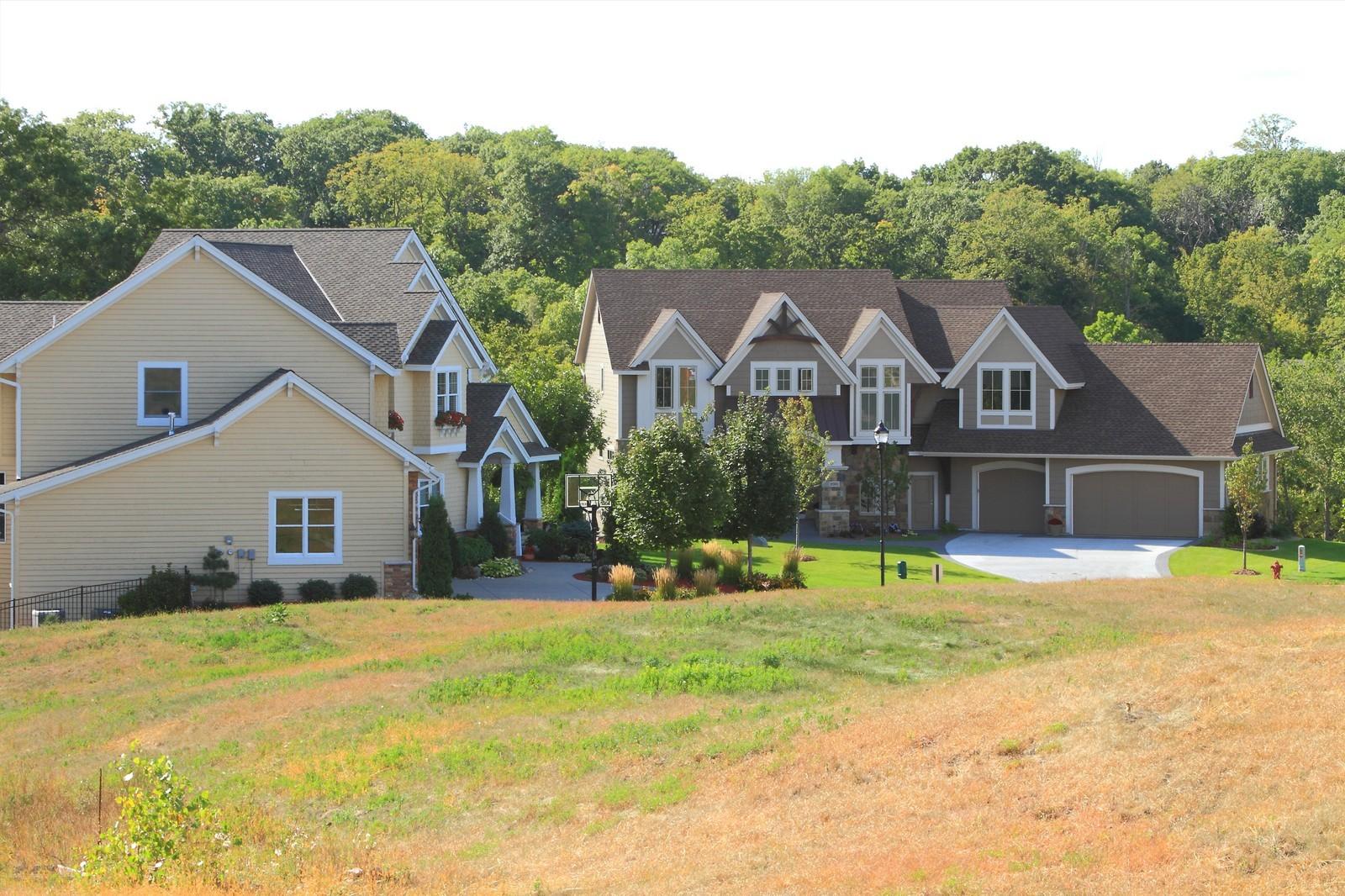 Real Estate Photography - 9627 Sky Lane, Eden Prairie, MN, 55347 - Location 2