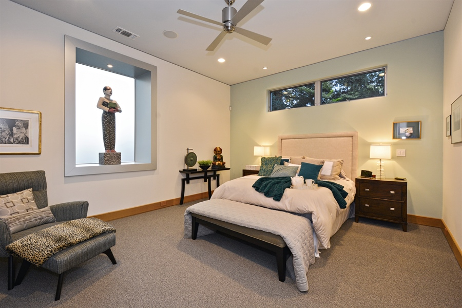Real Estate Photography - 641 Estates Dr, Sacramento, CA, 95864 - L - Enchanting First Level Master Suite