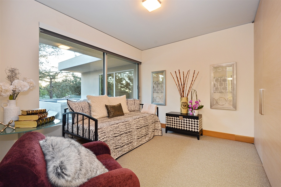 Real Estate Photography - 641 Estates Dr, Sacramento, CA, 95864 - R - Playful Upstairs Second Bedroom