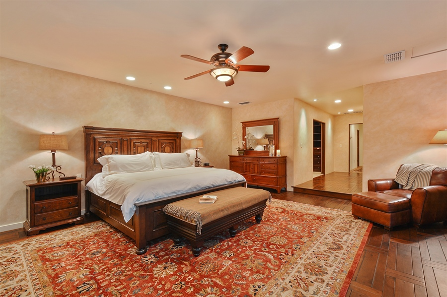 Real Estate Photography - 3771 Random Ln, Sacramento, CA, 95864 - Master Retreat