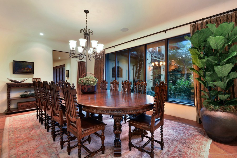 Real Estate Photography - 3771 Random Ln, Sacramento, CA, 95864 - Formal Dining Room