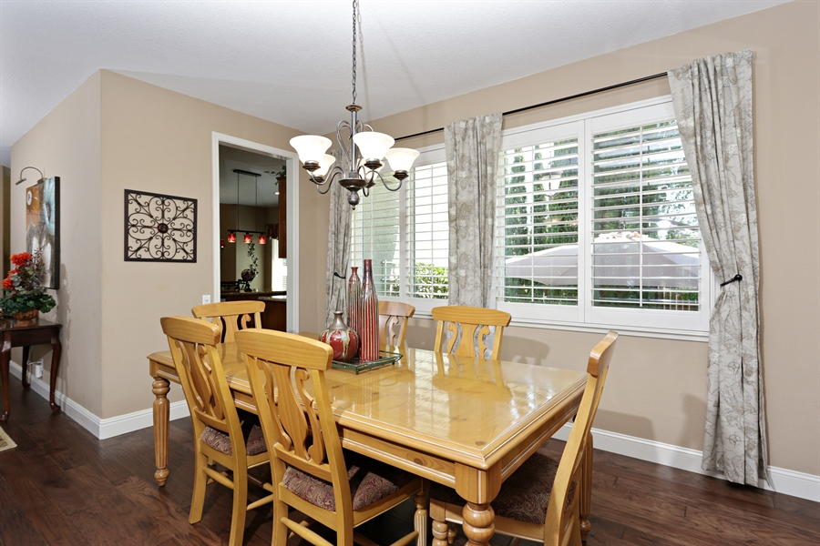... Real Estate Photography   306 Russi Ct, Folsom, CA, 95630   Dining Room  ...