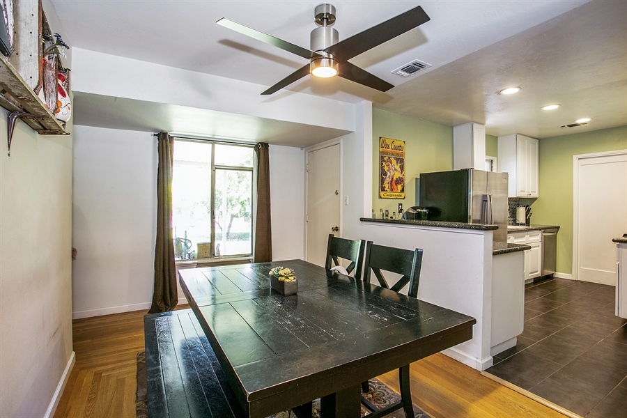 Real Estate Photography - 2319 Haldis Way, Sacramento, CA, 95822 - Kitchen / Dining Room