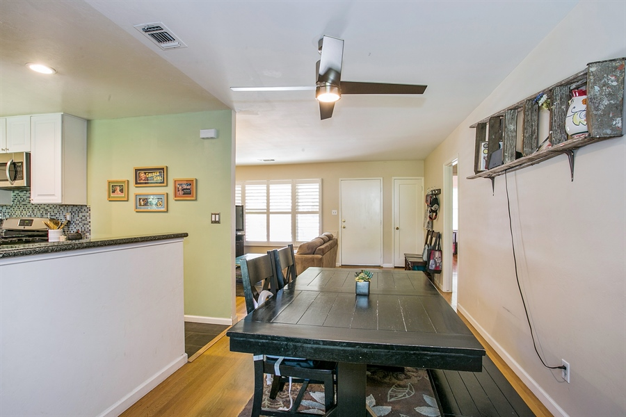 Real Estate Photography - 2319 Haldis Way, Sacramento, CA, 95822 - Kitchen/Dining