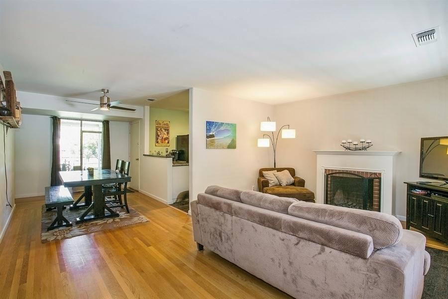 Real Estate Photography - 2319 Haldis Way, Sacramento, CA, 95822 - Living Room / Dining Room