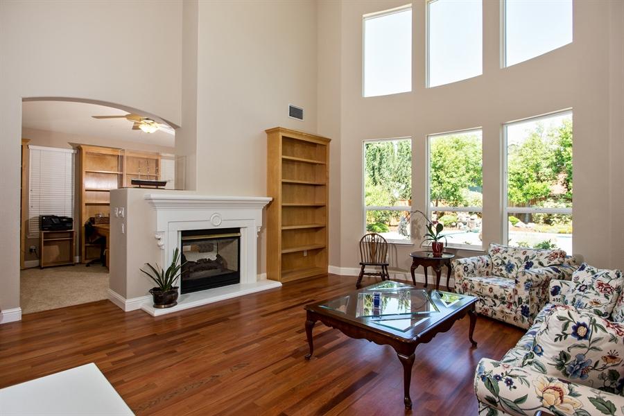 Real Estate Photography - 5721 Hoag, Davis, CA, 95618 - Living Room