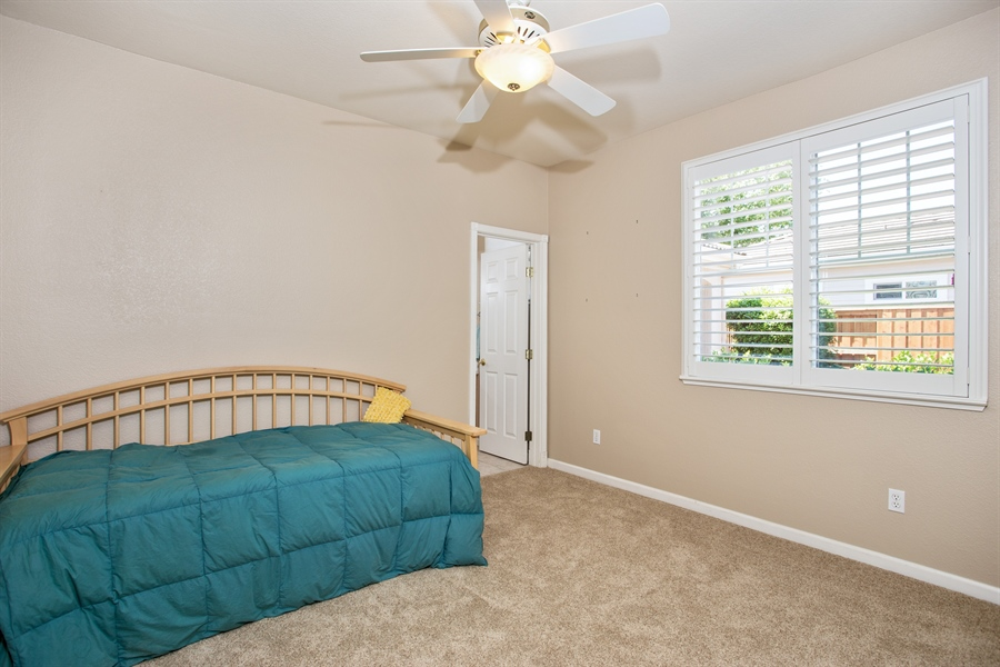 Real Estate Photography - 5721 Hoag, Davis, CA, 95618 - 2nd Bedroom
