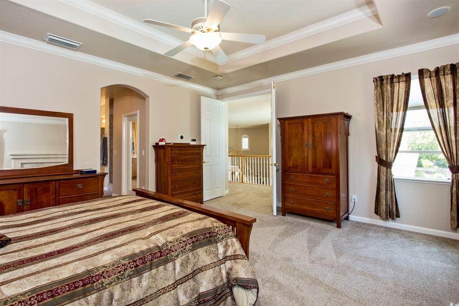 Real Estate Photography - 5721 Hoag, Davis, CA, 95618 - Master Bedroom