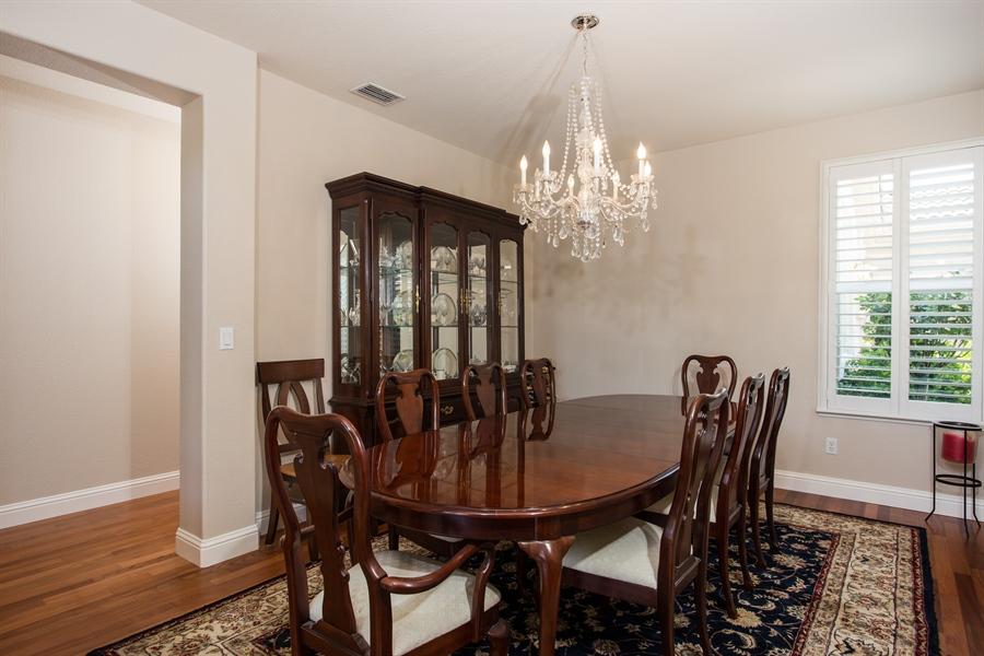 Real Estate Photography - 5721 Hoag, Davis, CA, 95618 - Dining Room