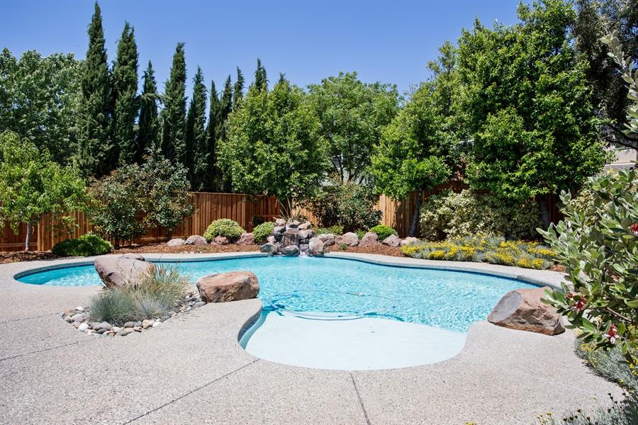 Real Estate Photography - 5721 Hoag, Davis, CA, 95618 - Pool