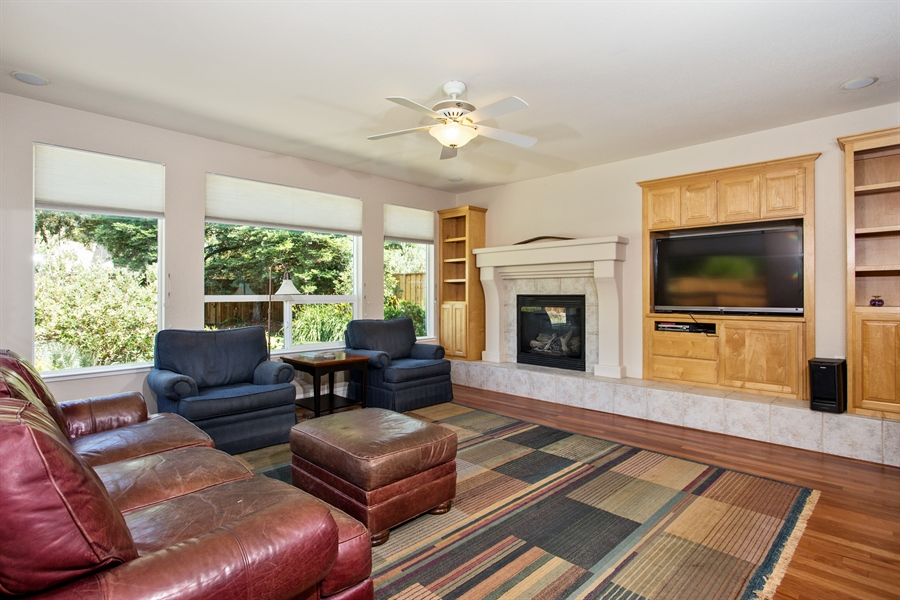 Real Estate Photography - 5721 Hoag, Davis, CA, 95618 - Family Room
