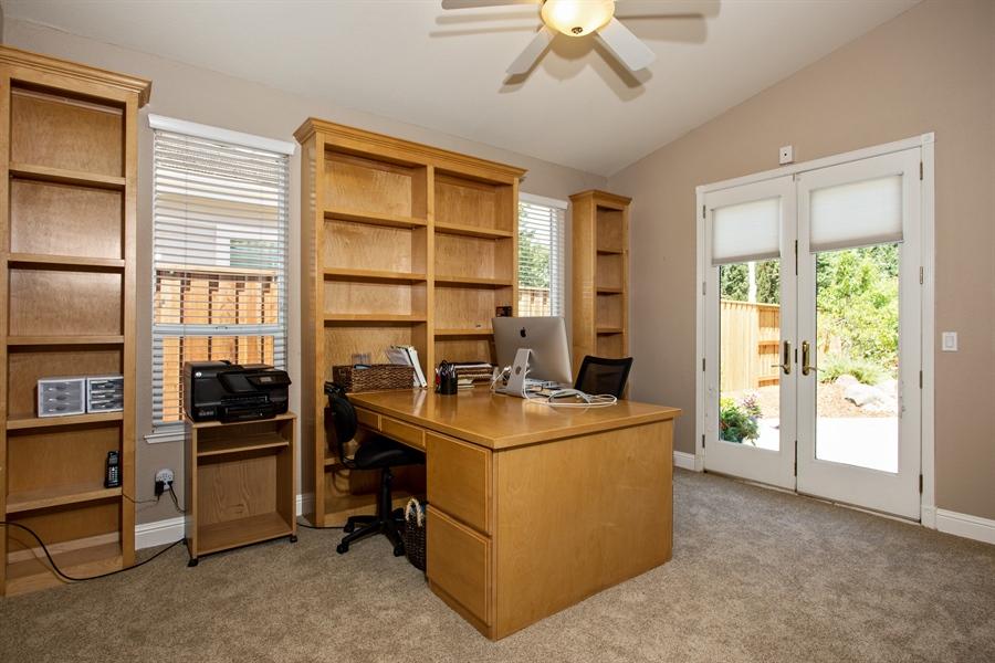 Real Estate Photography - 5721 Hoag, Davis, CA, 95618 - Office