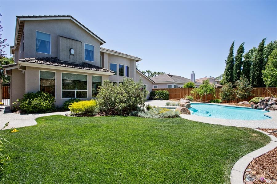 Real Estate Photography - 5721 Hoag, Davis, CA, 95618 - Rear View