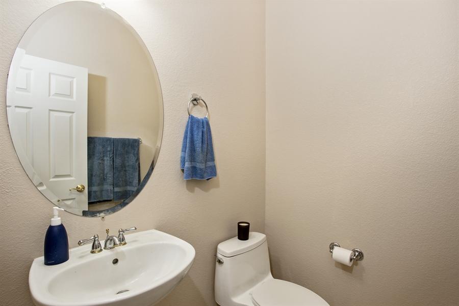 Real Estate Photography - 5721 Hoag, Davis, CA, 95618 - Half Bath
