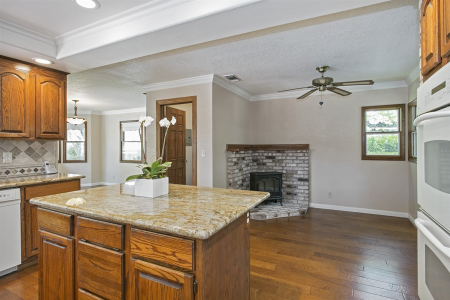 Real Estate Photography - 6385 Rainier Ave, Rocklin, CA, 95677 - Kitchen / Breakfast Room