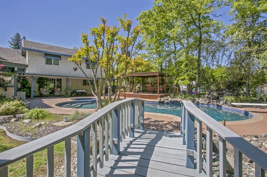 Real Estate Photography - 6385 Rainier Ave, Rocklin, CA, 95677 - Pool