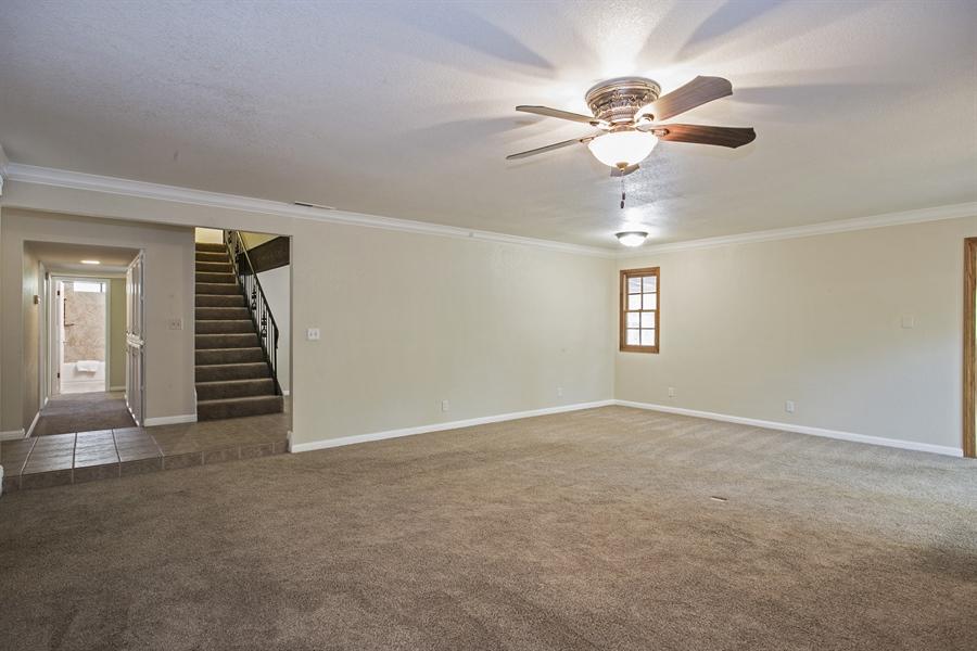Real Estate Photography - 6385 Rainier Ave, Rocklin, CA, 95677 - Family Room