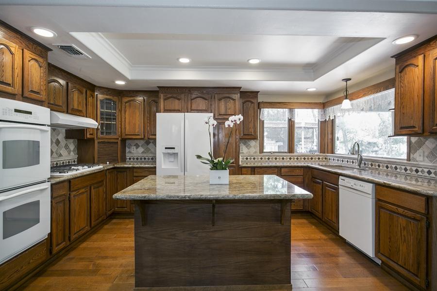 Real Estate Photography - 6385 Rainier Ave, Rocklin, CA, 95677 - Kitchen