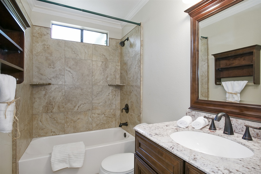 Real Estate Photography - 6385 Rainier Ave, Rocklin, CA, 95677 - Bathroom