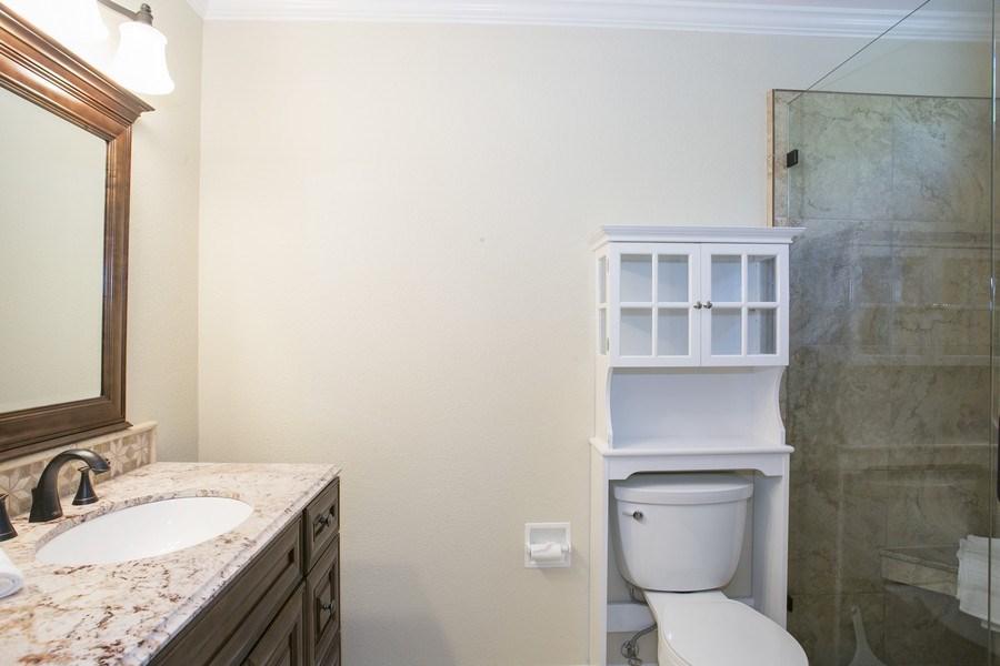 Real Estate Photography - 6385 Rainier Ave, Rocklin, CA, 95677 - 2nd Bathroom