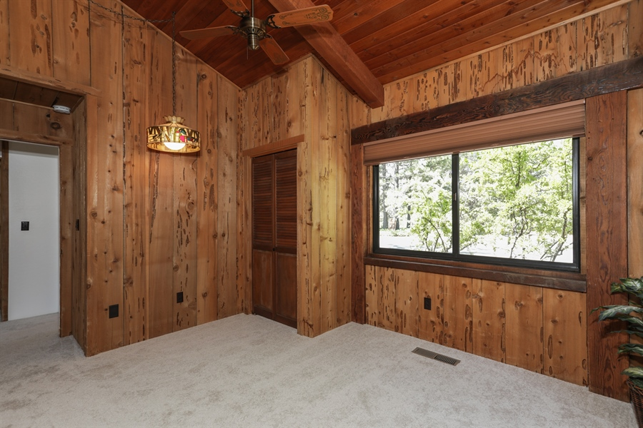 Real Estate Photography - 545 Conifer Ln.st, Auburn, CA, 95602 - 2nd Bedroom