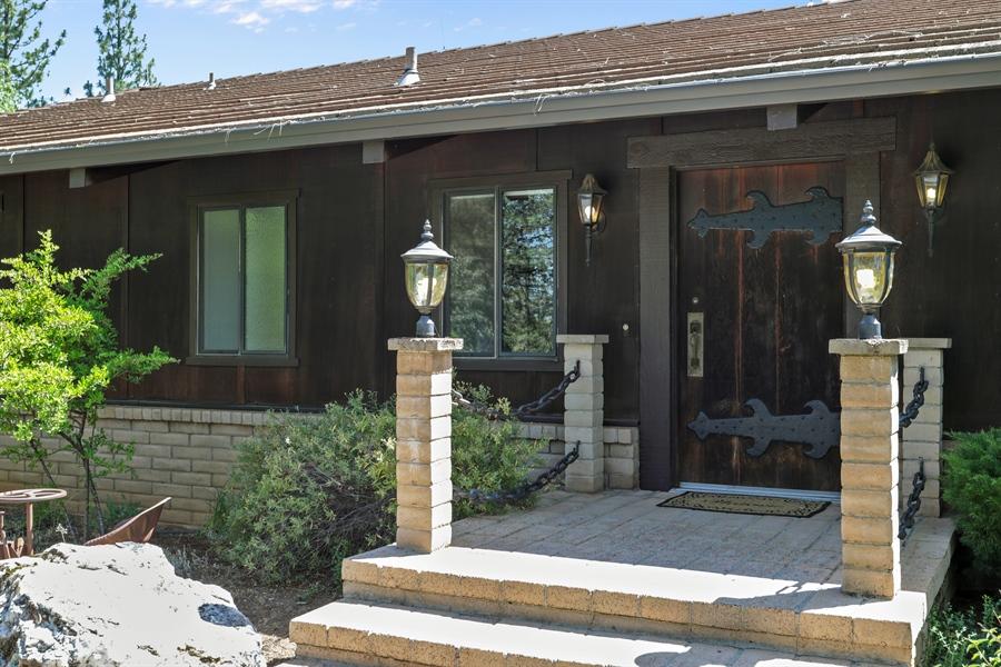 Real Estate Photography - 545 Conifer Ln.st, Auburn, CA, 95602 - Porch