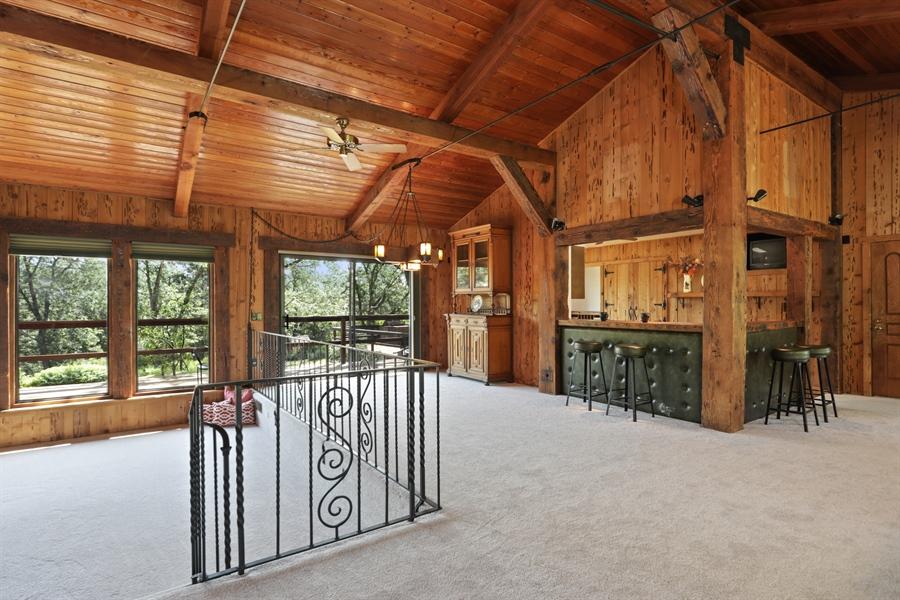 Real Estate Photography - 545 Conifer Ln.st, Auburn, CA, 95602 - Kitchen / Living Room