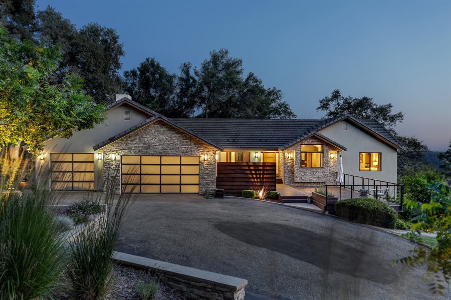 Real Estate Photography - 1140 Stags Leap Lane, Auburn, CA, 95602 - Front View