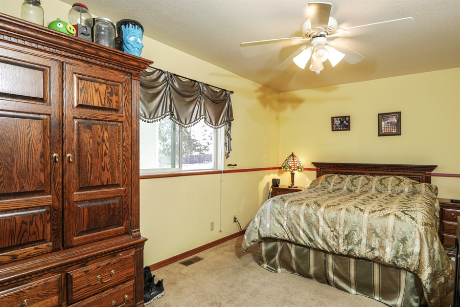 Real Estate Photography - 3838 Lariat Drive, Cameron Park, CA, 95682 - 4th Bedroom