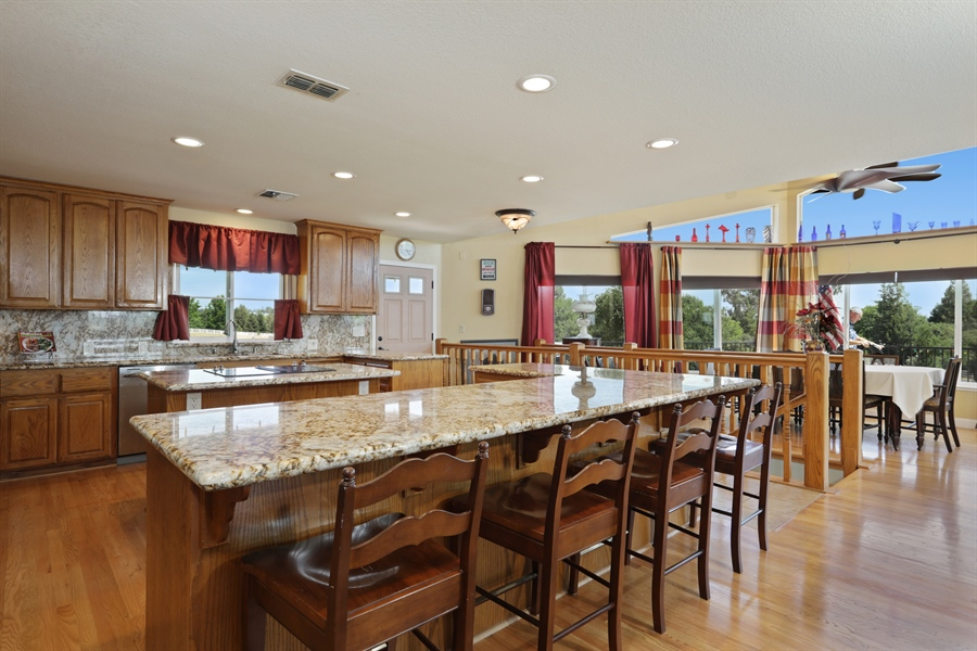 Real Estate Photography - 3838 Lariat Drive, Cameron Park, CA, 95682 - Kitchen