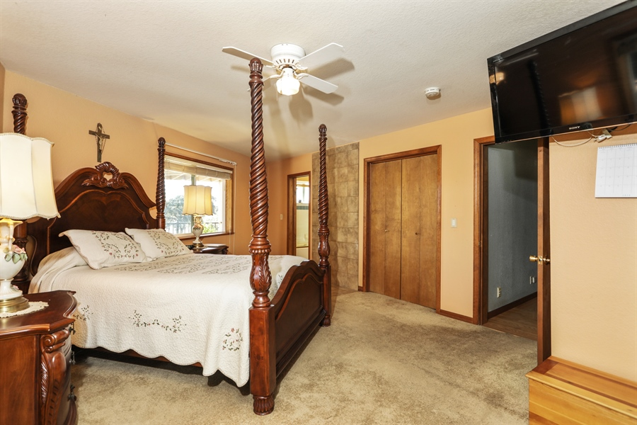 Real Estate Photography - 3838 Lariat Drive, Cameron Park, CA, 95682 - Master Bedroom