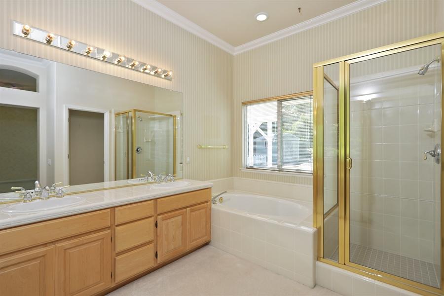 Real Estate Photography - 4537 Shenandoah Rd, Rocklin, CA, 95765 - Master Bathroom
