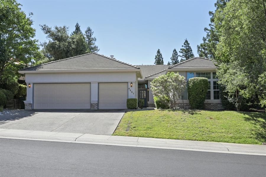 Real Estate Photography - 4537 Shenandoah Rd, Rocklin, CA, 95765 - Front View