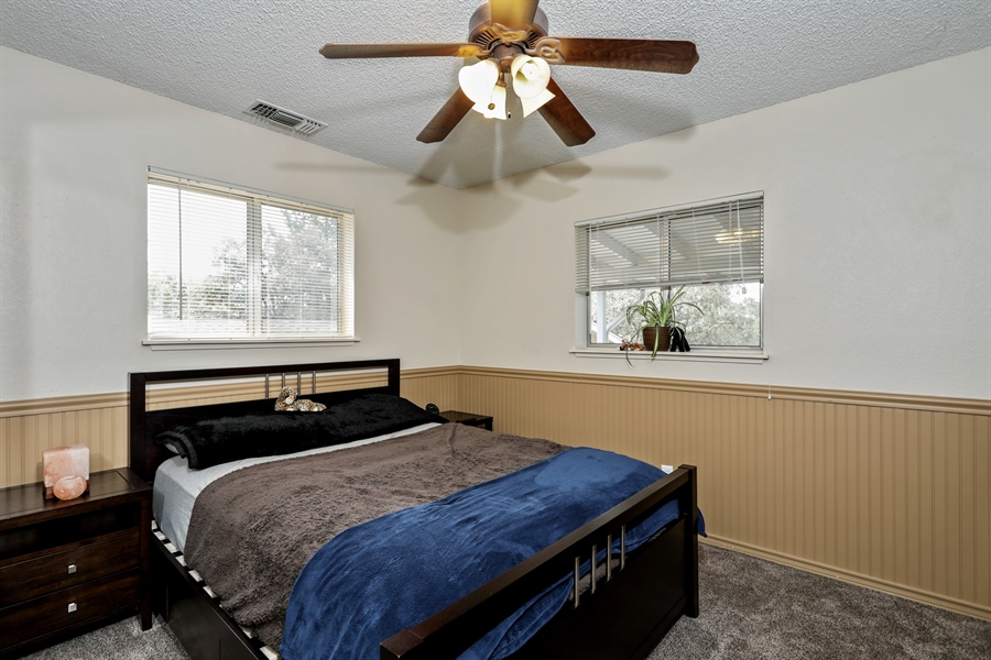 Real Estate Photography - 19044 Hummingbird Drive, Penn Valley, CA, 95946 - 3rd Bedroom