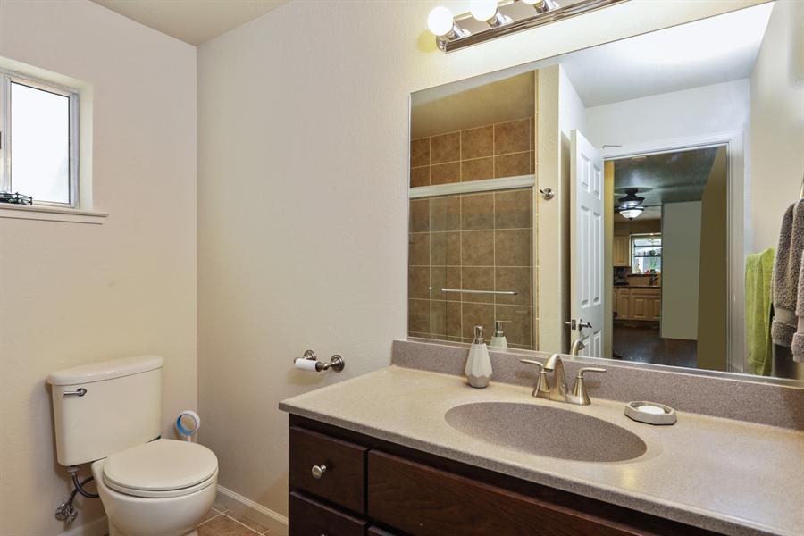 Real Estate Photography - 19044 Hummingbird Drive, Penn Valley, CA, 95946 - Bathroom