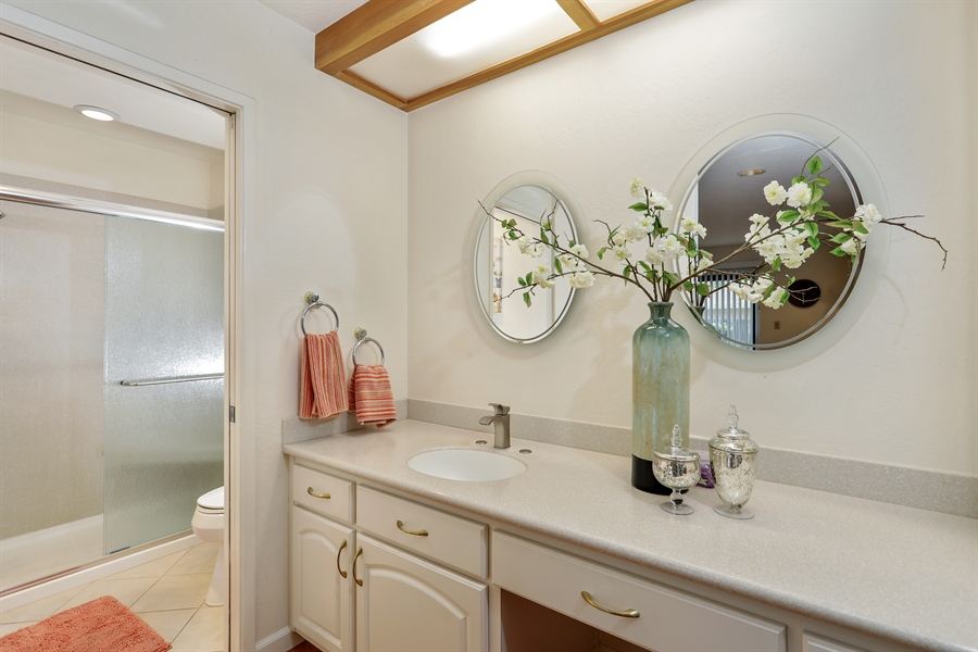 Real Estate Photography - 2549 Morley Way, Sacramento, CA, 95864 - Master Bathroom