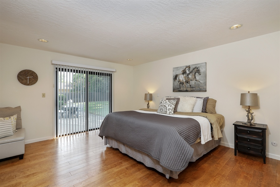 Real Estate Photography - 2549 Morley Way, Sacramento, CA, 95864 - Master Bedroom