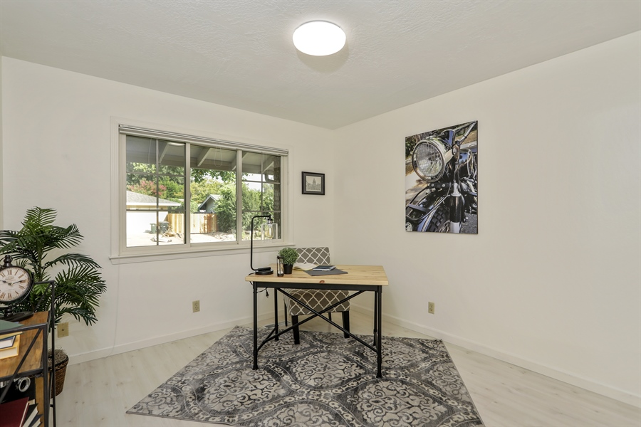 Real Estate Photography - 2549 Morley Way, Sacramento, CA, 95864 - 2nd Bedroom