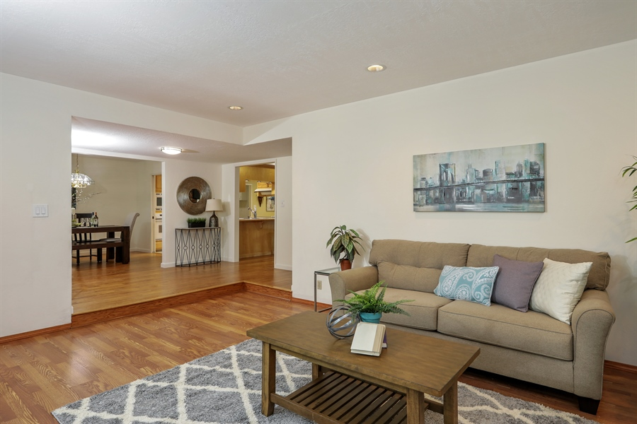 Real Estate Photography - 2549 Morley Way, Sacramento, CA, 95864 - Living Room