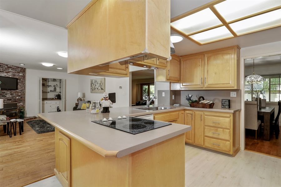 Real Estate Photography - 2549 Morley Way, Sacramento, CA, 95864 - Kitchen