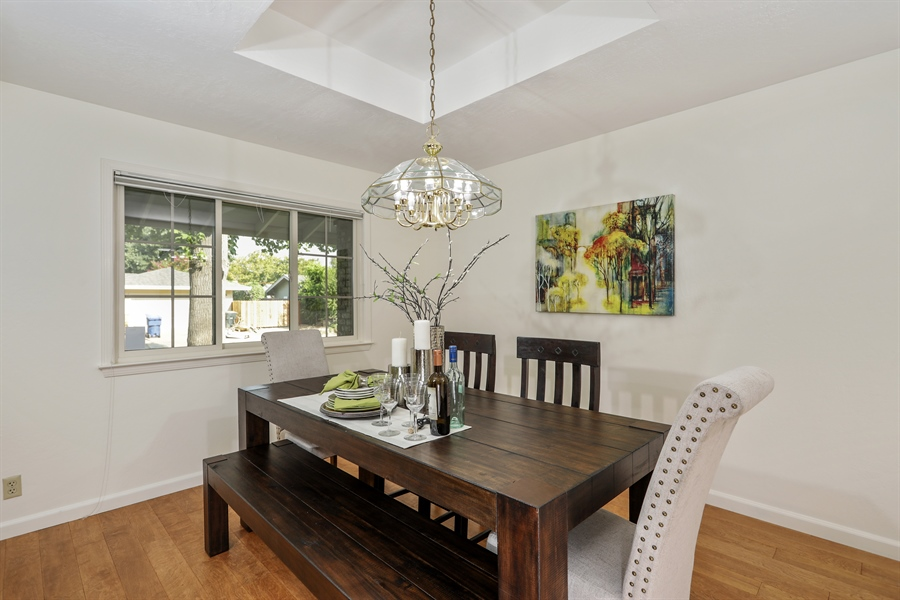 Real Estate Photography - 2549 Morley Way, Sacramento, CA, 95864 - Dining Room