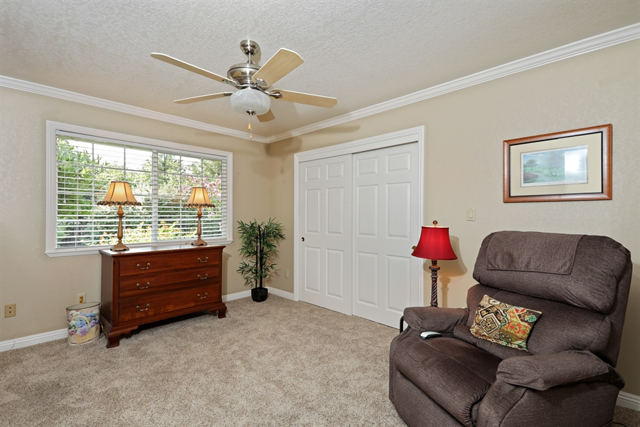 Real Estate Photography - 6035 MacDuff Dr, Granite Bay, CA, 95746 - 3rd Bedroom