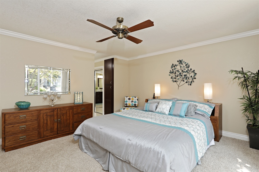 Real Estate Photography - 6035 MacDuff Dr, Granite Bay, CA, 95746 - Master Bedroom